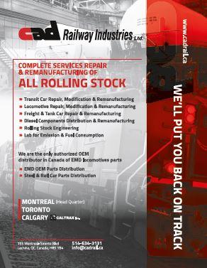 Cad Rail